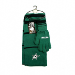 Dallas Stars Scarf & Glove Gift Set